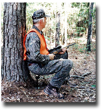 Deer Hunters and Turkey Hunters Love the NIFF-T-SEAT